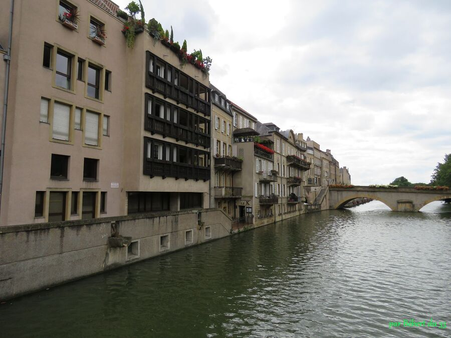 La ville de Metz - 5