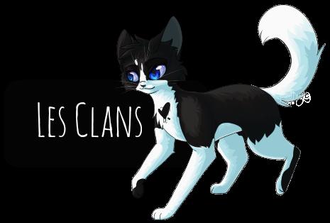 La Guerre des Clans - Les Clans et Tribus