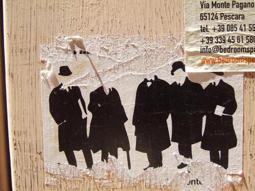 Rome: ce que disent les murs.