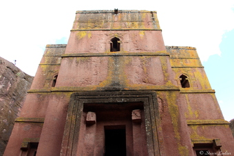 Eglise Saint-Georges, Lalibela