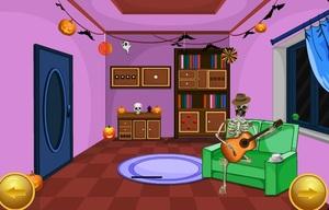 Jouer à Happy Halloween escape