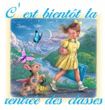 """Image ou Transfert """" C'est la Rentrée """""""