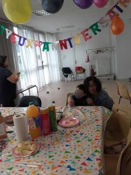 anniversaire à la salle Gambetta