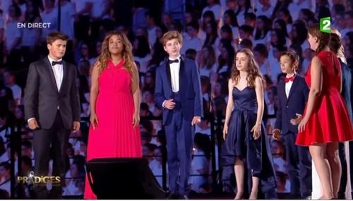 Prodiges Grand Concert 2017. Coup de foudre pour Alexandre qui chante Ave verum corpus de Mozart