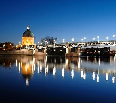 Entre Toulouse et Paris