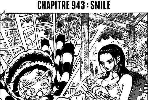 One Piece Scan chapitre 943 en VF Version Française - Lecture en Ligne