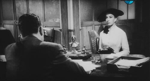 Section des disparus, Pierre Chenal, 1958