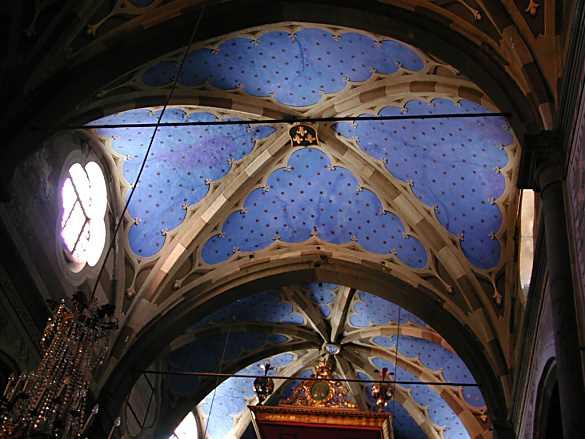 Tende : La cathédrale Notre-Dame de l'Assomption