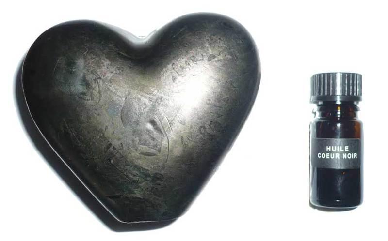 """coeur noir amour rituelLe secret du """"Coeur Noir"""""""
