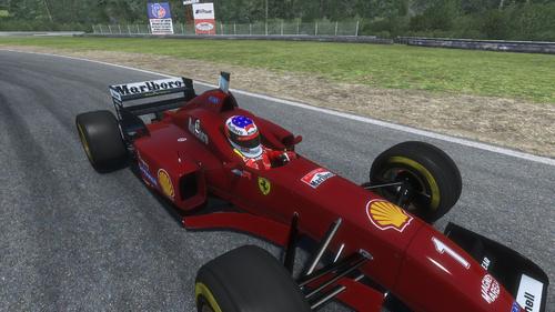 Scuderia Ferrari Ferrari F310 Michael Schumacher