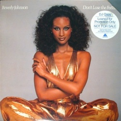 Beverly Johnson - Don't Lose The Feeling - Complete LP
