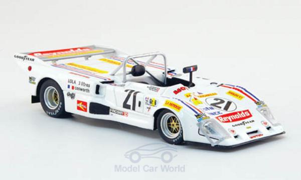 Le Mans 1976 Abandons II