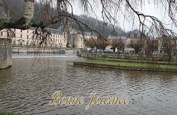 Brantôme en hiver -39-