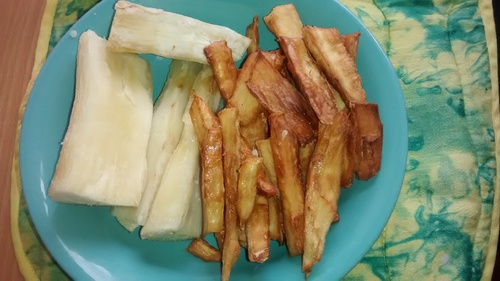Manioc_sauce arachide_poisson8_la cuisinette de laurette