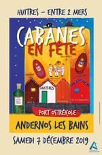 11ème édition des Cabanes en fête, à Andernos...