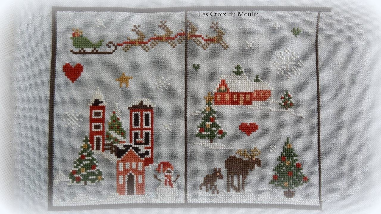 "SAL "" Surprise de Noël """