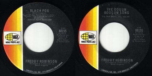 FREDDIE ROBINSON