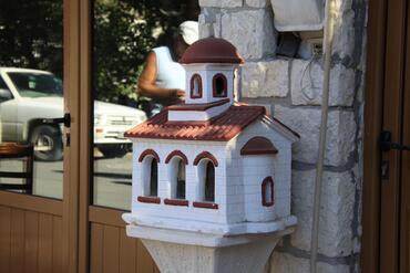 Les églises et monastères