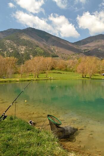 2014.04.13 Lac du Sautet, plan d'eau de Valbonnais (Isère - Rhône-Alpes)