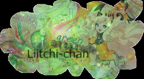 Recompense de Litchi-chan
