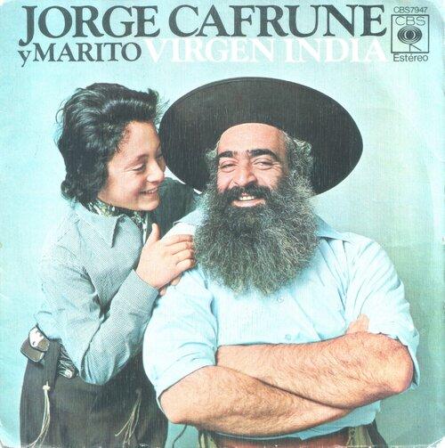JORGE CAFRUNE Y MARITO - Yo Soy Purajhey