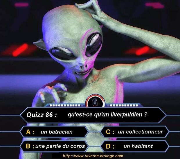 Quizz 86