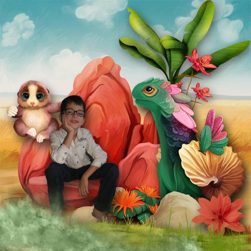 Dino story