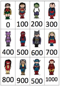 Le retour des superhéros !