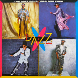 The Dazz Band - Wild And Free - Complete LP