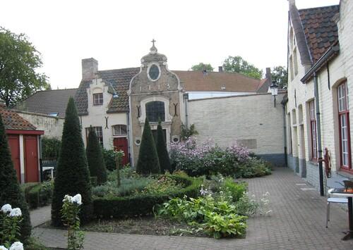 les maisons-Dieu à Bruges