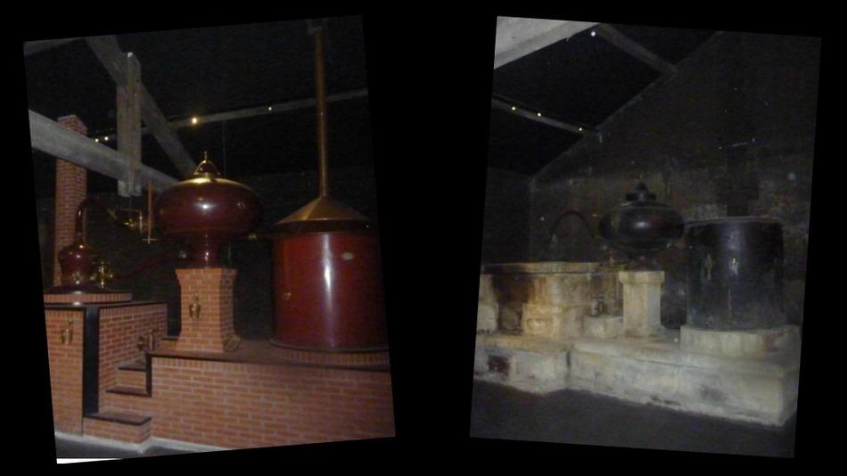Visite à la maison de Cognac Hennessy.