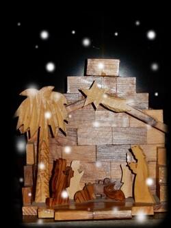 Messe de Noël d'autrefois