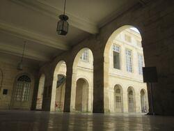 Le tribunal de grande instance .. rue du Palais