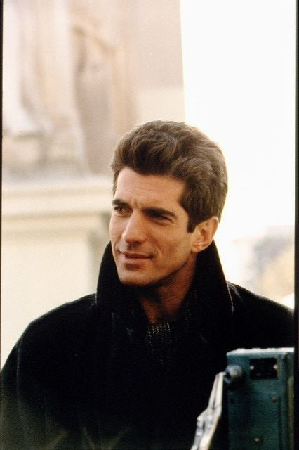 John Kennedy Jr by M.A.M.: