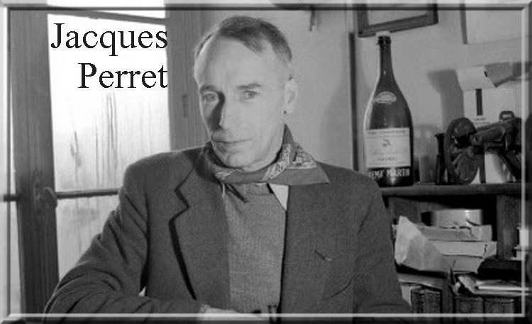 8 septembre       : naissance de Jacques Perret