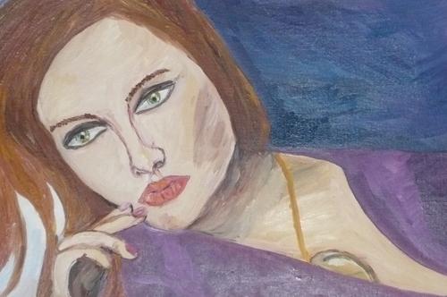 peinture à l'huile format 10 m