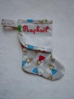 Mini botte pour RAPHAEL