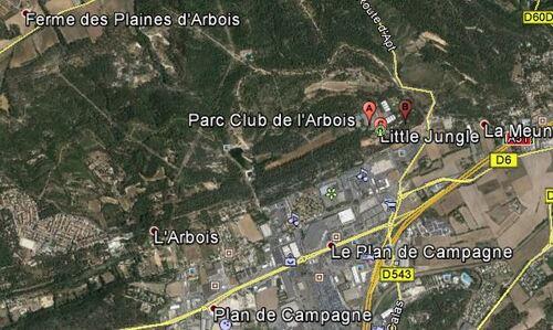 2016-04-03  Rando FFRP Arbois  Escalade Brouillard