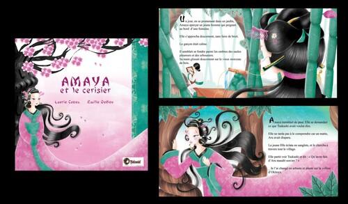 Chronique Amaya et le cerisier