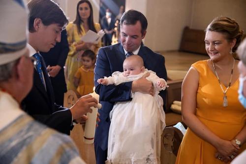 autres photos de bébé Charles du Lux