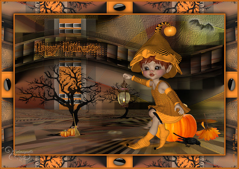 *** Happy Halloween ***