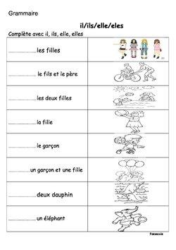 grammaire CP