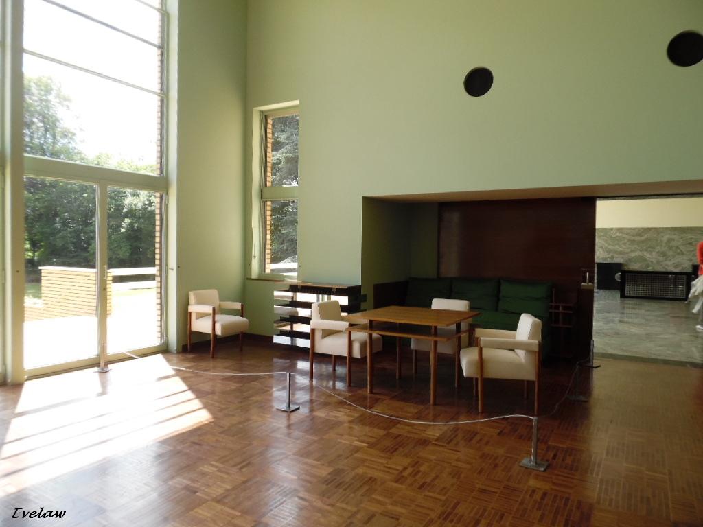 La Villa Cavrois à Croix 3. Intérieur et Mobilier