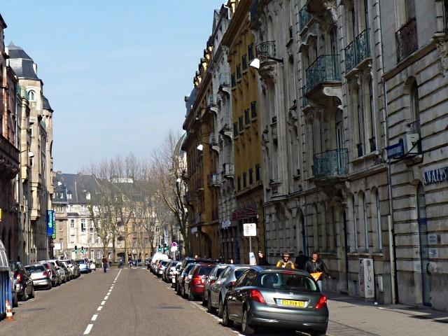 Ville de Metz 2 mars 2010
