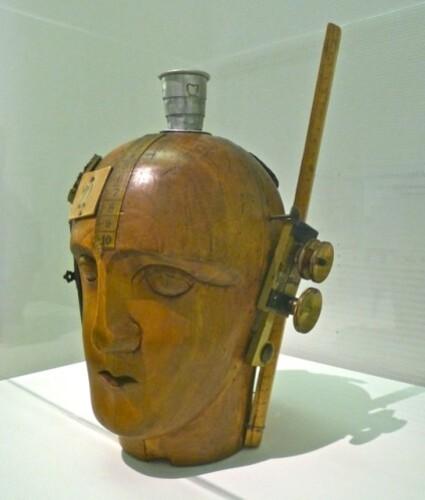 Raoul Hausmann tête mécanique esprit de notre temps 4