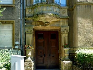 Porte-à-porte dans Metz / 8...