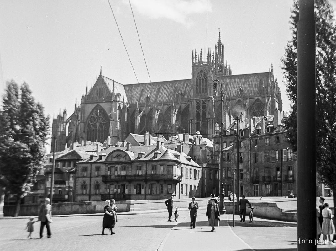 Metz 1950.