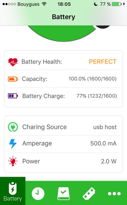 Batterie pas Cher pour iphone ?