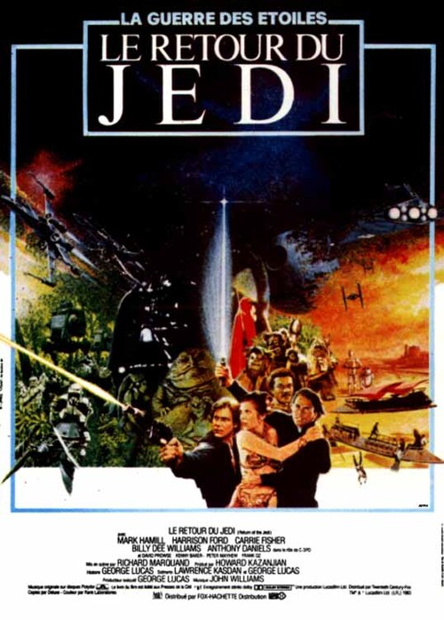 Star Wars - Episode VI - Le retour du Jedi