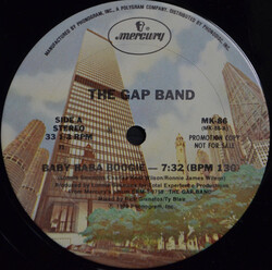 The Gap Band - Baby Baba Boogie